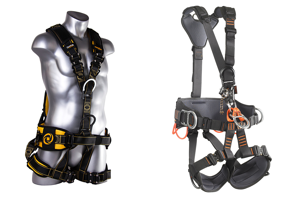 RESCUE & ROPE ACCESS HARNESS